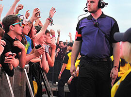 Event Security & crowd management